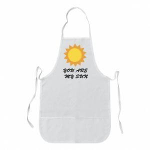 Apron You are my sun