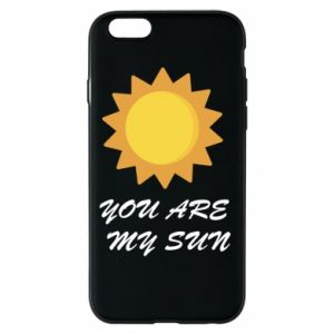Phone case for iPhone 6/6S You are my sun