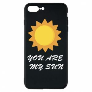 Phone case for iPhone 7 Plus You are my sun