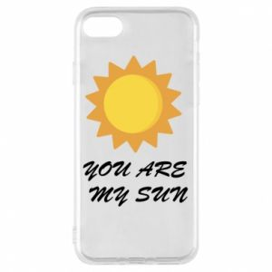 Phone case for iPhone 8 You are my sun