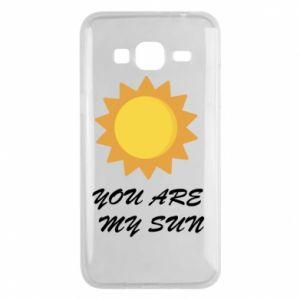 Etui na Samsung J3 2016 You are my sun