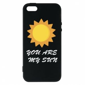 Phone case for iPhone 5/5S/SE You are my sun