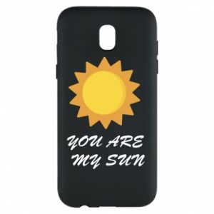 Phone case for Samsung J5 2017 You are my sun