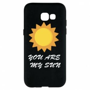 Phone case for Samsung A5 2017 You are my sun