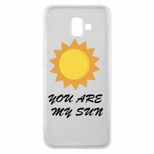 Etui na Samsung J6 Plus 2018 You are my sun