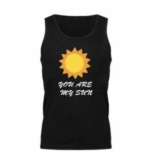 Męska koszulka You are my sun