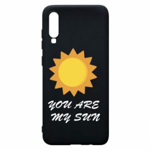 Phone case for Samsung A70 You are my sun