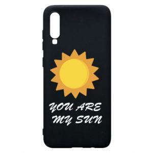 Etui na Samsung A70 You are my sun