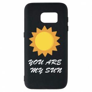 Etui na Samsung S7 You are my sun