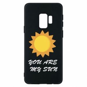Etui na Samsung S9 You are my sun