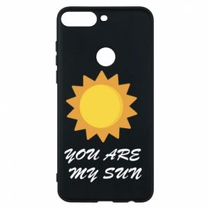 Phone case for Huawei Y7 Prime 2018 You are my sun