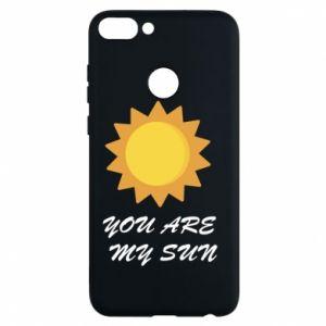 Etui na Huawei P Smart You are my sun
