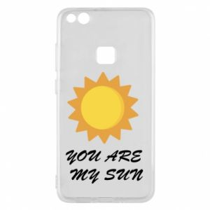 Phone case for Huawei P10 Lite You are my sun