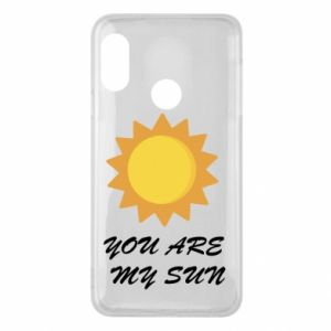 Phone case for Mi A2 Lite You are my sun