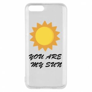 Phone case for Xiaomi Mi6 You are my sun