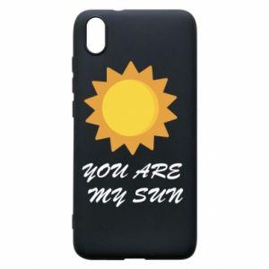 Etui na Xiaomi Redmi 7A You are my sun