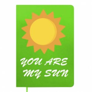 Notepad You are my sun