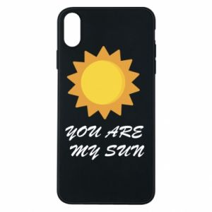 Phone case for iPhone Xs Max You are my sun
