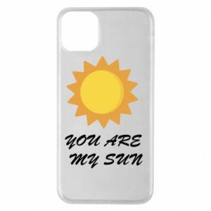 Etui na iPhone 11 Pro Max You are my sun