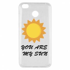 Xiaomi Redmi 4X Case You are my sun