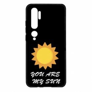 Xiaomi Mi Note 10 Case You are my sun