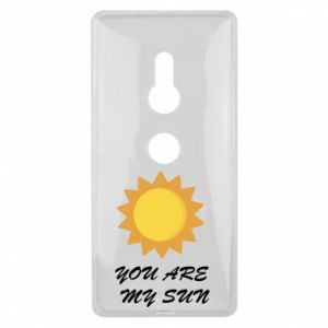Sony Xperia XZ2 Case You are my sun