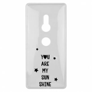 Sony Xperia XZ2 Case You are my sunshine