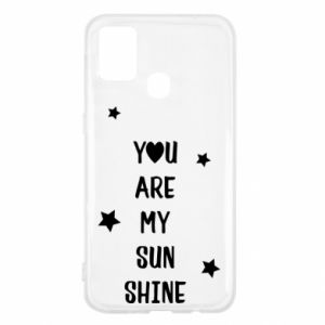 Samsung M31 Case You are my sunshine