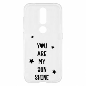 Nokia 4.2 Case You are my sunshine