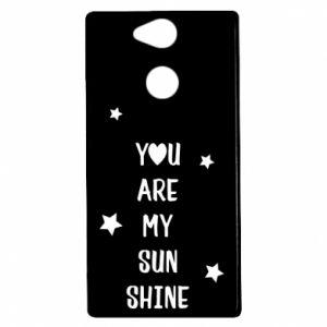 Etui na Sony Xperia XA2 You are my sunshine