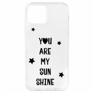 Etui na iPhone 12/12 Pro You are my sunshine