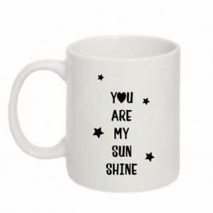 Mug 330ml You are my sunshine