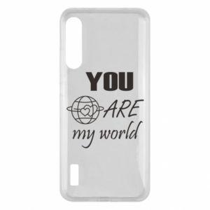 Etui na Xiaomi Mi A3 You are my world Earth