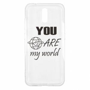 Etui na Nokia 2.3 You are my world Earth