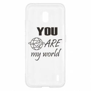 Etui na Nokia 2.2 You are my world Earth