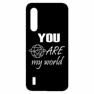 Etui na Xiaomi Mi9 Lite You are my world Earth