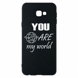 Etui na Samsung J4 Plus 2018 You are my world Earth