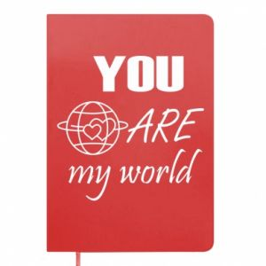 Notes You are my world Earth