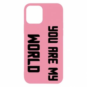 iPhone 12/12 Pro Case You are my world