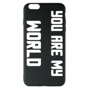 Etui na iPhone 6 Plus/6S Plus You are my world