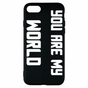 Etui na iPhone 8 You are my world