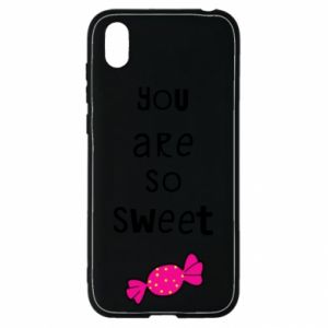 Huawei Y5 2019 Case You are so sweet