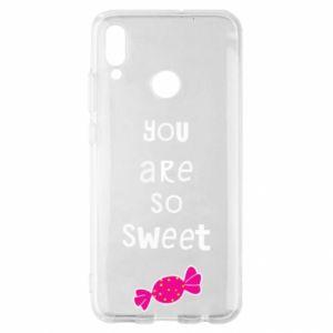 Etui na Huawei P Smart 2019 You are so sweet
