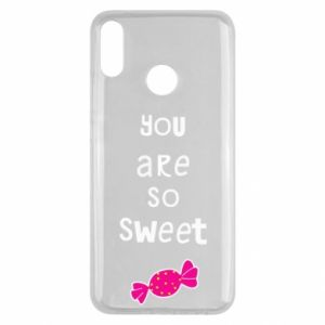 Huawei Y9 2019 Case You are so sweet