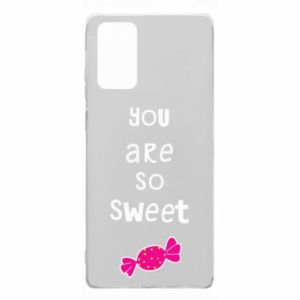 Etui na Samsung Note 20 You are so sweet