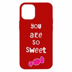 Etui na iPhone 12 Mini You are so sweet