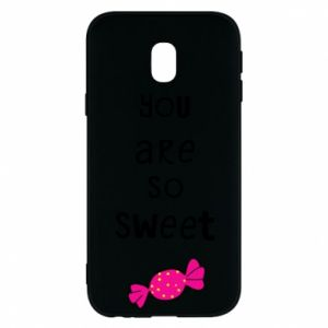 Phone case for Samsung J3 2017 You are so sweet - PrintSalon