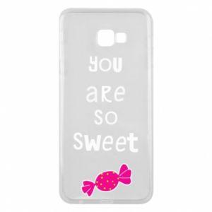 Etui na Samsung J4 Plus 2018 You are so sweet - PrintSalon