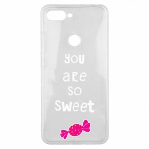 Phone case for Xiaomi Mi8 Lite You are so sweet