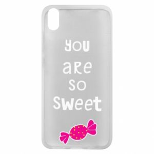 Phone case for Xiaomi Redmi 7A You are so sweet - PrintSalon